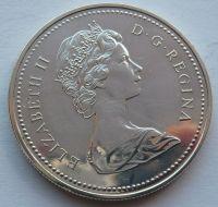 Kanada 1 Dollar chrám 1876-1976