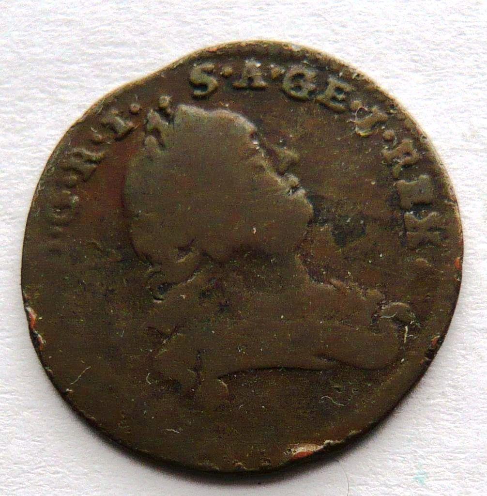 Rakousko Fenik 1764 František Lotrinský