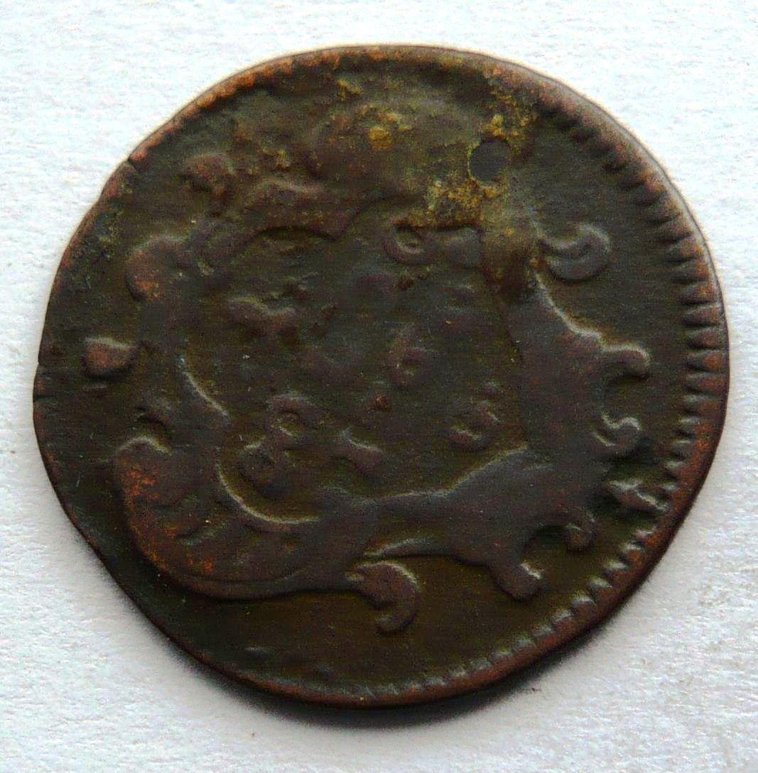 Rakousko - GORICE Soldo 1761 Marie Terezie