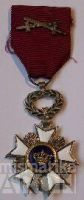 Belgie - Záslužný král. kříž s korunou