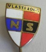 ČSR - Národní souročenství - jehla