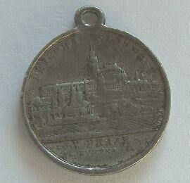 ČSR - pěvecké slavnosti v Praze 1864