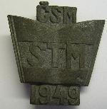 ČSR - ST M - 1949