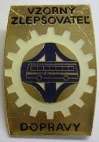 ČSSR - Vzorný zlepšovatel dopravy