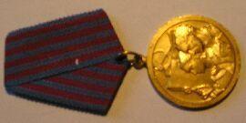 Jugoslávie - medaile práce
