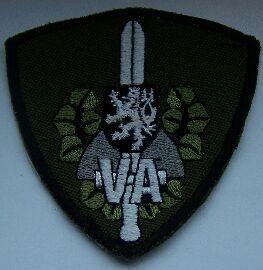 Nášivka Vojenská akademie