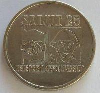 NDR - medaile Salut 25