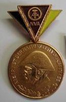 NDR - odznak záložníka - bronzový stupeň