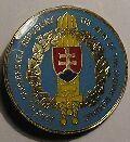 Slovensko - armáda SR, modrý smalt