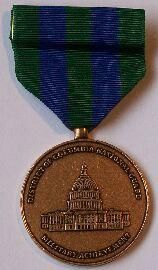 USA - Colinbia national guard