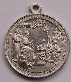 Vatikán - papež Konstantin+ sv. Helena
