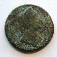 Čechy 1 Krejcar 1762 P M.Terezie