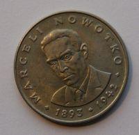 Polsko 20 Zl. NOVOTKO 1974