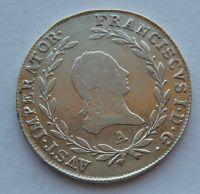 Rakousko 20 Krejcar 1810 A František II. STAV