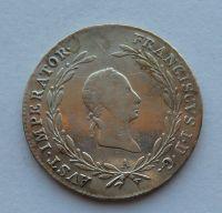 Rakousko 20 Krejcar 1826 A František II.