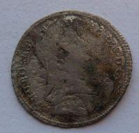 Rakousko 3 Krejcar 1765 M.Terezie