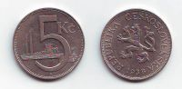 5 Kč(1938), stav 1+/1+
