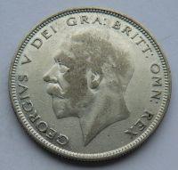Anglie 1/2 Cronen 1928
