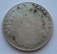 Bavorsko Tolar 1760 Max.Josef