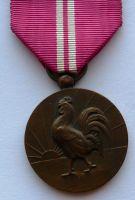 Francie Čestná medaile za obnovu umění
