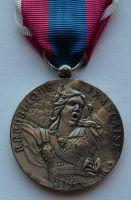Francie medaile za obranu II.třída