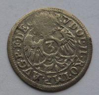 Hanau LICHTENBERG 3 Kr. 1603 Johan Rainhard