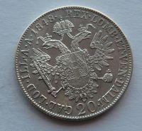 Rakousko 20 Krejcar 1848 A STAV