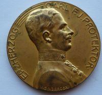 Rakousko arciv. Karel Chomutov 1913