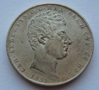 Sardinie 5 Lir KOPIE 1835 Karel Albert