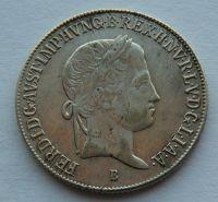Uhry - Madona 20 Krejcar 1839 B