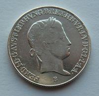 Uhry - Madona 20 Krejcar 1842 B STAV