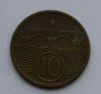 10 Haléř 1928