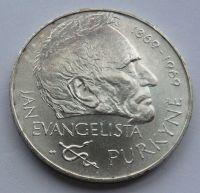 25 Kčs - Purkyně 1969