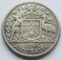Austrálie Florin 1946