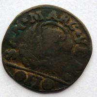 Benátky 2 Soldo 17.stol.