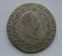 Čechy - C 20 Krejcar 1830 František II.