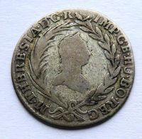 Čechy - Praha 10 Krejcar 1764 M.Terezie