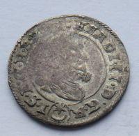Čechy Praha 3 Krejcar 1627 Ferdinand II.