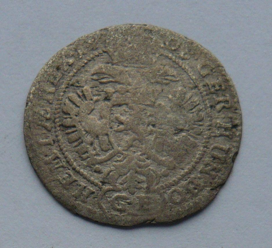 Čechy - Praha 3 Krejcar 1708 Josef I.