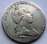 Rak. Nizoz. Tolar 1786 křížový Josef II.