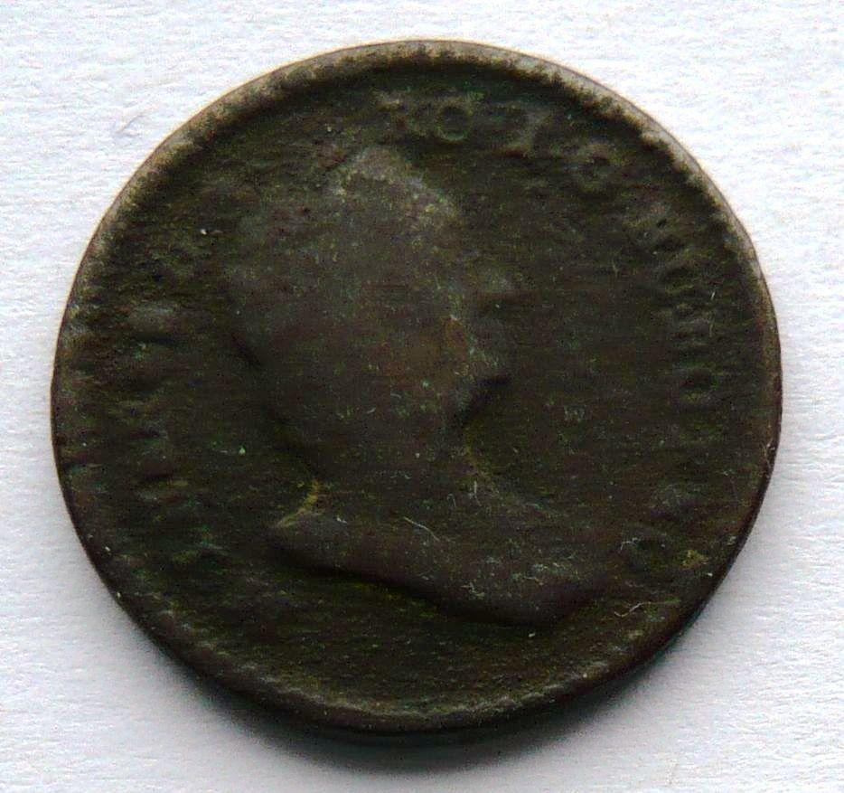 Rakousko 1/2 Krejcar b.l. 1740-80 Marie Terezie
