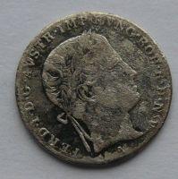 Rakousko  3 Krejcar 1839 Ferdinand V.