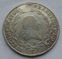 Rakousko A 20 Krejcar 1809 František II.