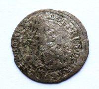 Slezsko 3 Krejcar 1708 Josef I.