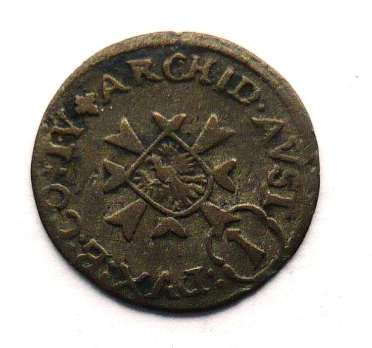 Tyroly 1 Krejcar bez let. 1705-11 Josef I.