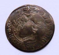 Tyroly 3 Krejcar 1688 Leopold I.