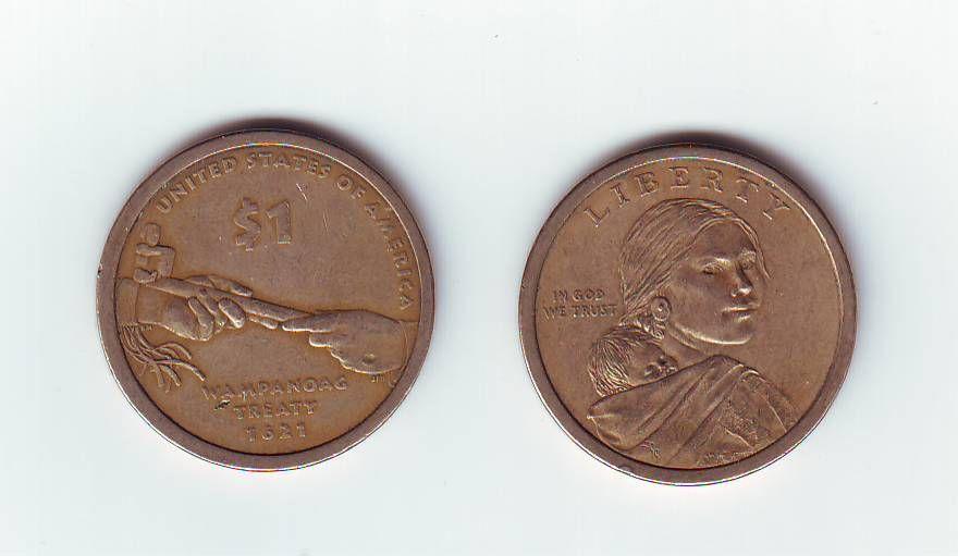 1 Dollar(2011-Wampanoag Treaty), stav 2/2+