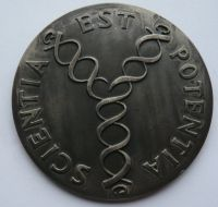 ČSR - Brno medaile Jana Ev. Purkyně