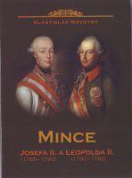 Katalog a ceník mincí Josefa II. a Leopolda II./1765-1790 a 1790-1792/, V. Novotný
