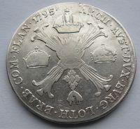 Rakousko H Tolar 1795 křížový František II.